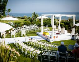 Wedding In Backyard by Weddings In Spain Overseas Weddings By The Bridal Consultant