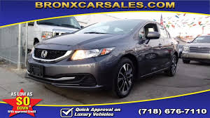 honda civic sedan 2014 in bronx bronx new jersey ny trinity