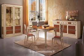 sale da pranzo contemporanee tavolo 160 240x90 2 allunghe interne mobili casa idea stile