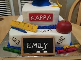 college graduation cake for teacher cakecentral com