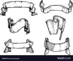 vintage ribbon best vintage ribbon vector file free clip designs vectors