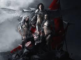 dark angel wallpaper qygjxz