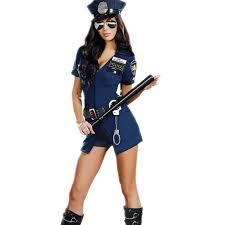 women costume women costume cop woman policemen