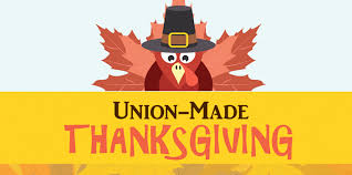 make it a union made thanksgiving feast