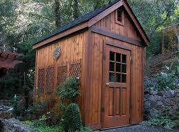How To Make A Small Outdoor Shed by How To Build A Storage Shed From Scratch