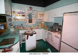 1950 kitchen furniture 1950 kitchen stock photos 1950 kitchen stock images alamy