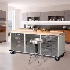 Industrial Kitchen Furniture Industrial Cabinets Every Garage Or Kitchen Needs Men U0027s Journal