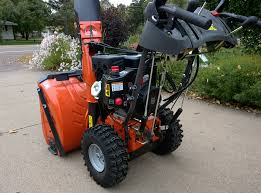 2015 husqvarna st327p snow blower picture review movingsnow com