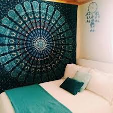 wall carpet elephant tapestry colored printed m size boho wall carpet lazada