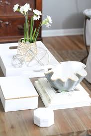 Target Gold Side Table by 12th And White Modern Meets Traditional Living Room Refresh