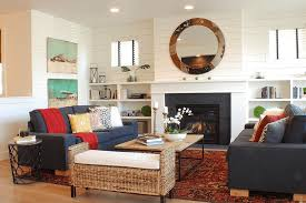 Is Livingroom One Word 20 Farmhouse Style Living Rooms