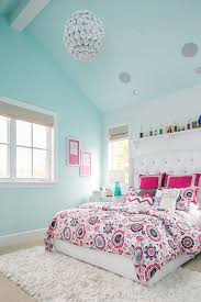 teen bedroom bright color combination and perfect decor ideas