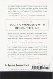 solving problems with design thinking ten stories of what works