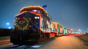 light rail holiday schedule rail insider railroads holiday trains deliver gifts food and joy