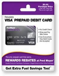 reloadable debit card reloadable prepaid debit card fred meyer prepaid debit card