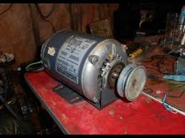 emerson 1 2 hp electric motor youtube