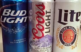 is coors light a rice beer video bud light vs coors light vs miller lite the wine stalker