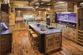 Traditional Japanese Kitchen Design | treasure trove traditional japanese kitchen by dewitt designer