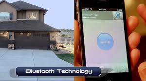 craftsman garage door opener app outstanding bluetooth garage door opener with secure remote device
