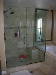 Glass Showers Doors Sliding Glass Shower Door Bottom Track Also Sliding Glass Shower
