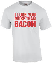 Girls Halloween Shirts by I Love You More Than Bacon Shirt