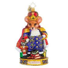 christopher radko ornaments radko mouse king nutcracker suite