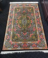 Persian Rugs Nz Persian 100 Silk Rug Ebay