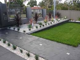 Contemporary Backyard Landscaping Ideas by 45 Best Mid Century Fence Ideas Images On Pinterest Garden Ideas