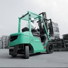 mitsubishi forklift trucks uk