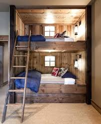 Cabin Bunk Bed Bunk Beds Cabin Bunk Bed Plans Themed Beds Cabin