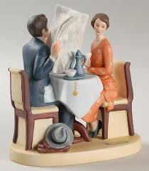 danbury mint norman rockwell figurines series 2 at replacements ltd