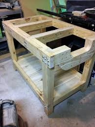 Woodworking Bench Top by Workbench Top Attachment Woodworking Talk Woodworkers Forum