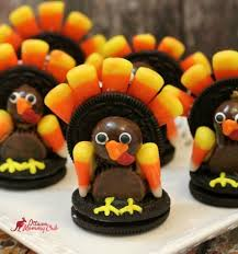 thanksgiving oreo turkey cookies ottawa club