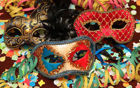 carnival masks celebrate mardi gras and carnival see the world