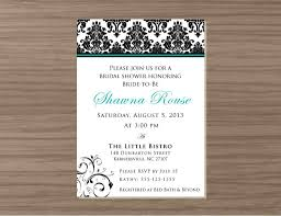 gift card bridal shower templates free bridal shower invitation wording gift cards only
