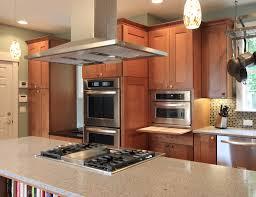 kitchen island range hood kitchen island with range range in island houzz design
