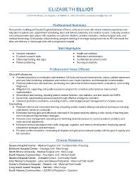 nursing resume skills examples telemetry resume skills free resume example and writing download resume templates entry level nurse