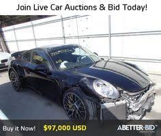 salvage porsche 911 for sale salvage 2004 porsche 911 for sale wp0ca29994s650480 https