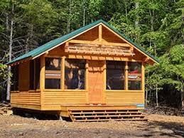 wooden tent unit life lodging