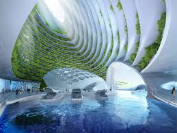 serious wonder future underwater villages will take the form of