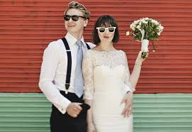 wedding bans lace bans is this the coolest chiest wedding 2