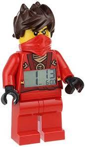 amazon specials black friday lego kids u0027 9009785 ninjago zane figurine alarm clock lego http