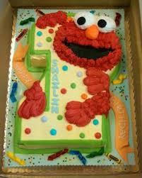 elmo birthday cakes elmo birthday cake balloons sesamestreet blue