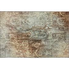 Rust Area Rug Primordial Rust Area Rug Collection Jerome S Furniture Dining