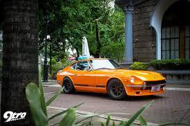 nissan fairlady z s30 orange 240z project ichiro pinterest nissan datsun 240z and