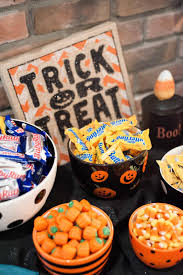 halloween decorations candy and style kelsey bang