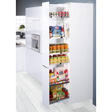 colonne de rangement cuisine colonne de cuisine armoire et rangement bricozor