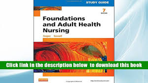 free download study guide for foundations and health