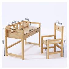 solid wood childrens table and chairs solid wood adjustable ergonomic children s table and chair