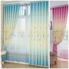 Curtain Colour Ideas Sweet Window Curtain Design Ideas Pink Color Soft Privyhomes